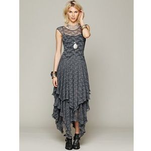 Free People French Courtship Lace Dress
